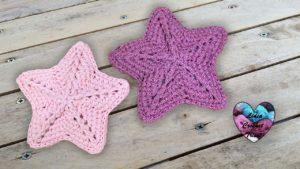 Étoiles crochet Lidia Crochet Tricot