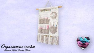 Organisateur crochet Lidia Crochet Tricot