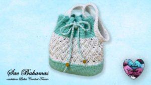 Sac Bahamas Lidia Crochet Tricot