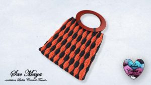 Sac Maya Lidia Crochet Tricot