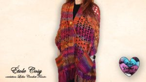 ÉtoleCosy Lidia Crochet Tricot