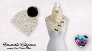 Ensemble Élégance Lidia Crochet Tricot