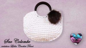 Sac Colombe Lidia Crochet Tricot