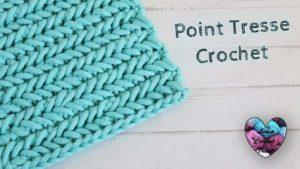 Point tresse épis Lidia Crochet Tricot