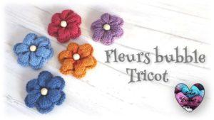 Fleurs Bubble Lidia Crochet Tricot
