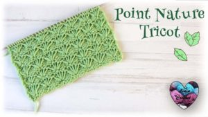 Point Nature Lidia Crochet Tricot