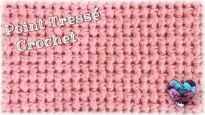 Point tressé Lidia Crochet Tricot