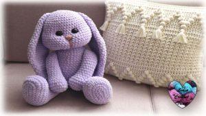 Lapin Calin Lidia Crochet Tricot